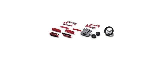 CARSON 500408010 Body Kit 67er Camaro rot Carson XMODS