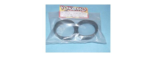 KEIL ZR037S Reifeneinlagen (2 Stk) flach <b>Abverkauf</b> Yokomo Kei