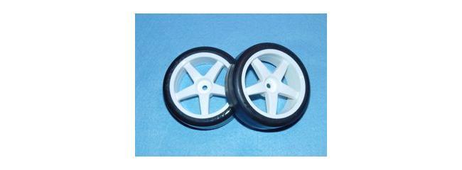0002 Reifen auf Felgen m. Einlagen 21mmTake-Off<b> Abverkauf</b>