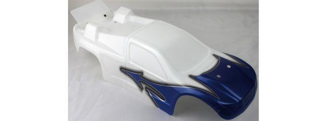 LRP 120989 S10 Blast MT Karosserie lackiert blau/ weiß