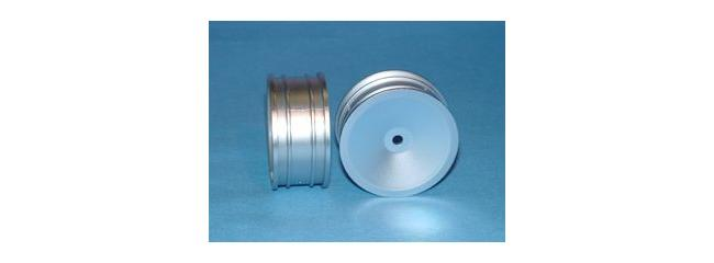 CARSON 500013104 Felgen (2) Dish silber 24mm TW