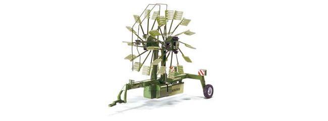 siku 6782 RC 2-Kreisel-Schwader für Siku RC Traktoren