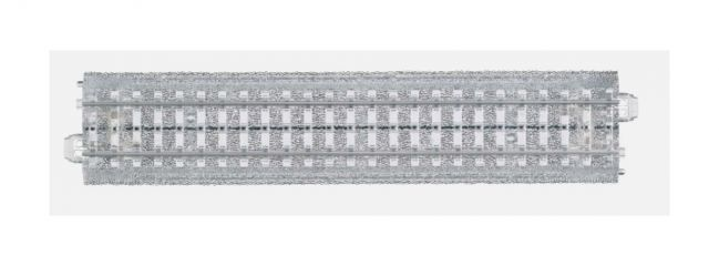 märklin 20197 Transparentes C-Gleis gerade | Länge 188 mm | 1 Stück
