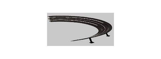 Carrera 20579 Steilkurve 4/15° - 12 Stück Evo+Exclusiv 1/24 1/32