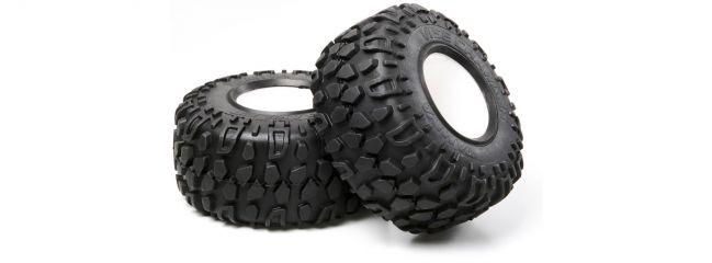 TAMIYA 54115 CR-01 Vise Crawler Tires (2)
