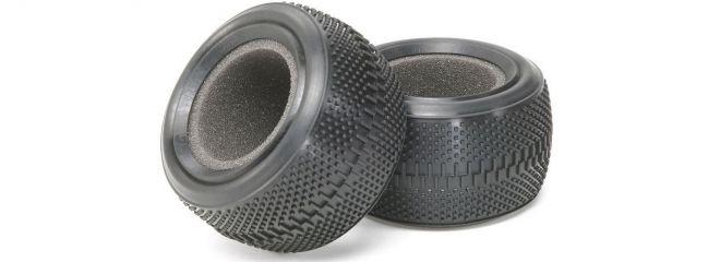 TAMIYA 54186 DB-01 Dual Block Reifen | K | hinten 62/25 | 2 Stück