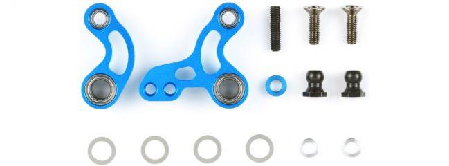 TAMIYA 54191 M-05 Alu Racing Anlenkungs-Set blau eloxiert