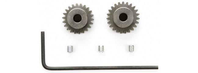 TAMIYA 54217 TRF201 Motorritzel 22 und 23 Zähne Modul 48dp