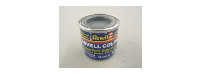 Revell 32174 Streichfarbe gunship grau matt USAF # 74 Farbdose 14 ml