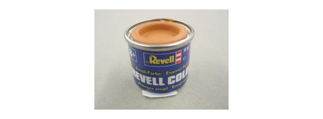Revell 32185 Streichfarbe braun matt # 85 Farbdose 14 ml
