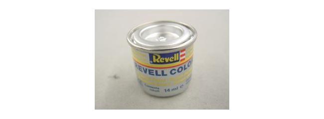 Revell 32190 Streichfarbe silber metallic # 90 Farbdose 14 ml