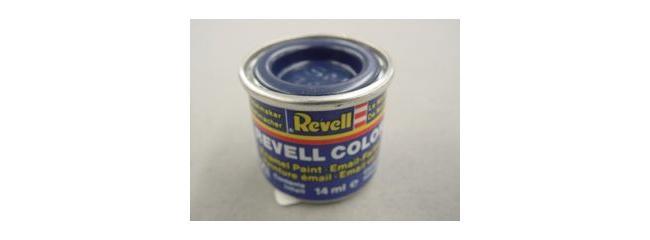 Revell 32350 Streichfarbe lufthansa-blau seidenmatt # 350 Farbdose 14 ml