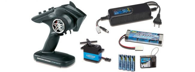 ausverkauft | CARSON 500500513 Reflex Wheel Pro Elektro Set