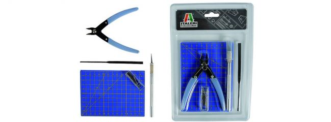 ITALERI 50815 Italeri Werkzeug-Set Plastik-Modellbau (mehrteilig)