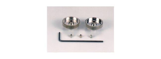 TAMIYA 53423 Motorritzel mit 46, 47 Zähne Modul 0,4