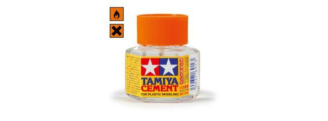 TAMIYA 87012 Cement/ Plastikkleber mit Pinsel | 20 ml