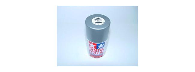 TAMIYA PS-12 silber Lexanfarbe Spray # 86012