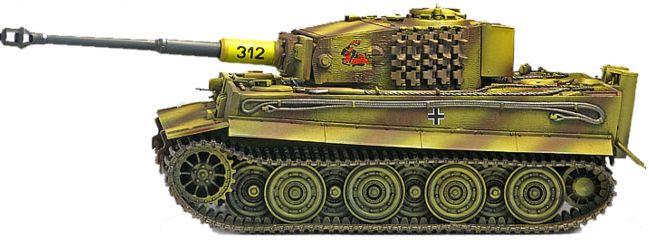 ACADEMY 13314 Tiger I Late Version | Militär Bausatz 1:35