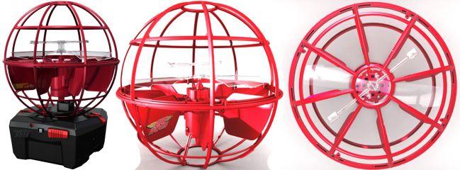 ausverkauft | Air Hogs 600809 AtmoSphere RC-Heli | RTR mit LEDs