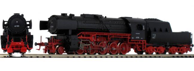 ARNOLD HN2429S Dampflok BR 42, schwarz/rot DB | DCC Sound | Spur N