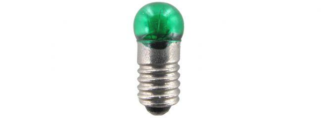 BRAWA 3307 Kugelbirne, grün E 5,5 | 6mm | 19V/60mA | 1 Stück