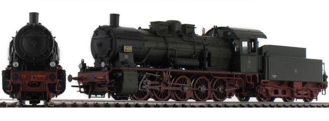 BRAWA 40843 Dampflok BR G10 K.P.E.V. | AC-Sound + Rauch | Spur H0
