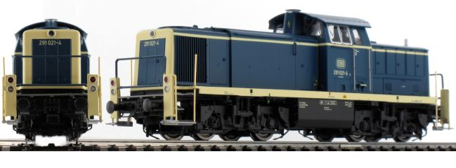 BRAWA 41507 Diesellok BR 291 DB   AC digital   Spur H0