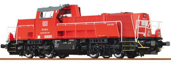 BRAWA 42794 Diesellok BR 261 Gravita 10BB DB AG | DC analog | Spur H0