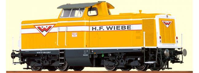 ausverkauft | BRAWA 42853 Diesellok BR 211 H. F. Wiebe | AC-Digital | Spur H0