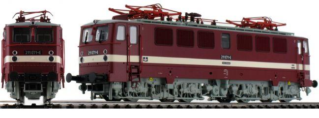 BRAWA 43108 E-Lok BR 211 DR | DCC-Sound | Spur H0
