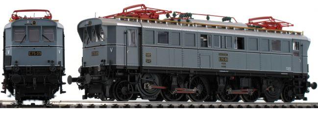 BRAWA 43240 E-Lok E75 | DC Analog | BASIC+ | DB |  Spur H0