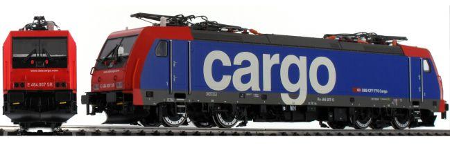 BRAWA 43987 E-Lok BR 484 SBB Cargo | AC-Sound | Spur H0