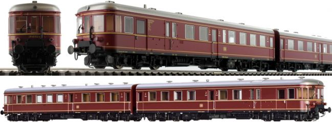 BRAWA 44210 Dieseltriebwagen VT 45.5 DB | DCC-Sound | Spur H0