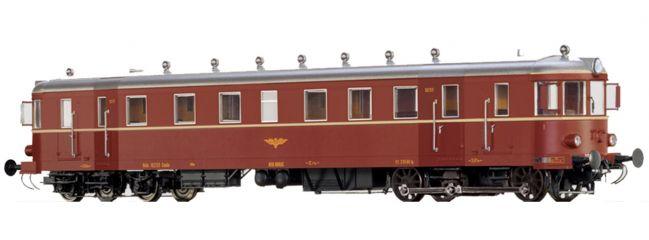 BRAWA 44802 Triebwagen Cmdo9 | DC Digital | DCC SOUND | EXTRA | NSB | Spur H0