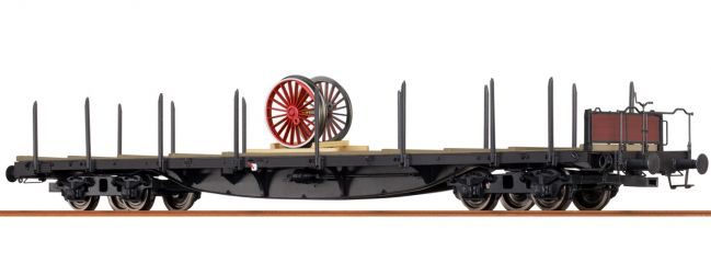 BRAWA 47233 Schienenwagen SSlma 44 DB | DC | Spur H0