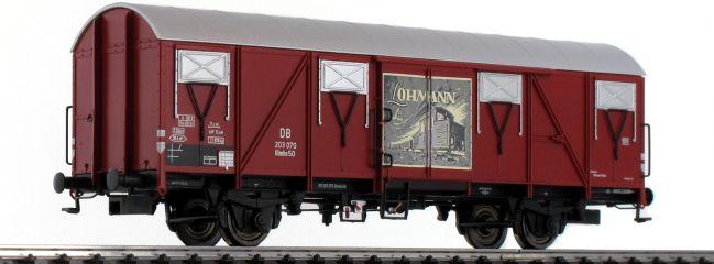 BRAWA 47279 Güterwagen Glmhs 50 DB | DC | Spur H0