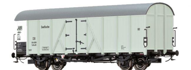 BRAWA 47601 Kühlwagen Tnfhs 38 | DC | DB | Seefische | Spur H0
