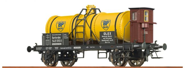 BRAWA 47864 Kesselwagen Z [P] BP DRG | DC | Spur H0