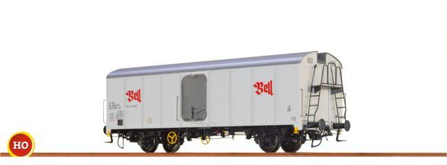 BRAWA 48333 Kühlwagen UIC Standard 1 Bell SBB | Spur H0
