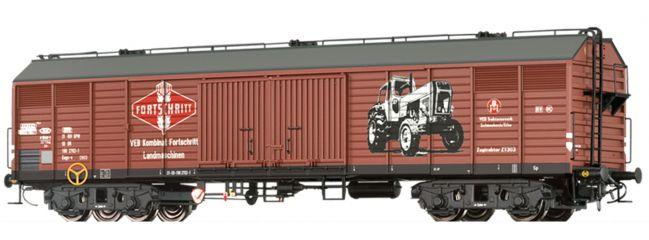 BRAWA 48399 Güterwagen Gags-v DR | DC | Spur H0