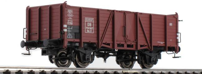 BRAWA 48433 Güterwagen Om 21 EUROP DB | DC | Spur H0