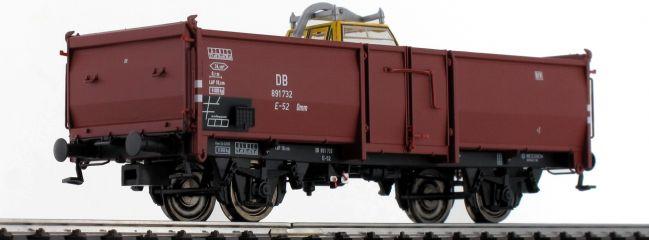 BRAWA 48626 Güterwagen E-52 Omm DB   DC   Spur H0