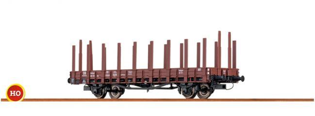 ausverkauft   BRAWA 48710 Rungenwagen R20 DB   Spur H0