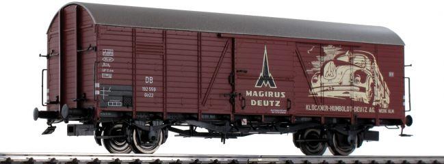 BRAWA 48744 Güterwagen Glr 22 Magirus Deutz DB | DC | Spur H0