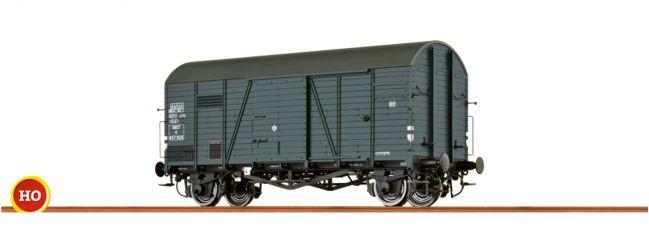 BRAWA 48838 Gedeckter Güterwagen Gms 30 SNCF | Spur H0