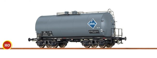BRAWA 48907 Leichtbaukesselwagen Bauart Uerdingen ARAL DB | Spur H0