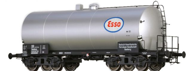 BRAWA 48944 Kesselwagen ZZ P Esso   DR   DC   Spur H0