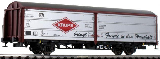 BRAWA 48990 Güterwagen Hbis 299   DC   DB   KRUPS   Spur H0