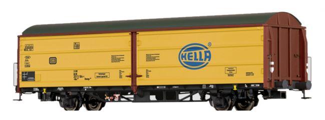 BRAWA 48991 Güterwagen Klmmgs 299 | DC | DB | Hella | Spur H0