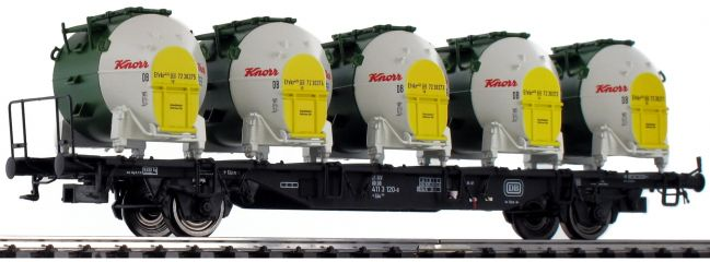 BRAWA 49135 Behälterwagen Lbs 589 | DC | DB | Knorr | Spur H0
